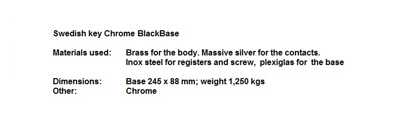 SWEDISH CHROME BLACKBASE